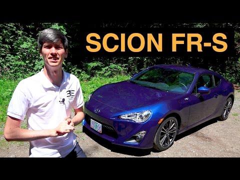 2015 Scion FR-S - Review & Test Drive