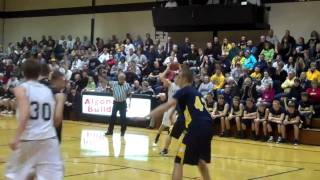 SLSM Substate Final vs NE Hamilton 2-26-11