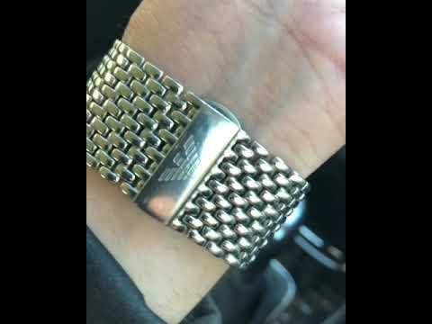 Emporio Armani Diamonds 💎 Watch AR3124