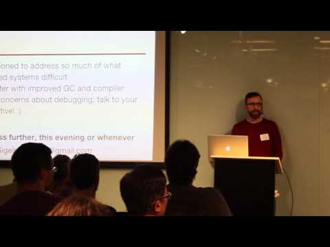 Distributed Large Scale Systems in Go: The Good, The Bad, and The Otherwise - Ben Sigelman