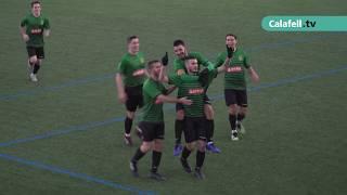 Resum del CF Calafell 2-UE Segur 3