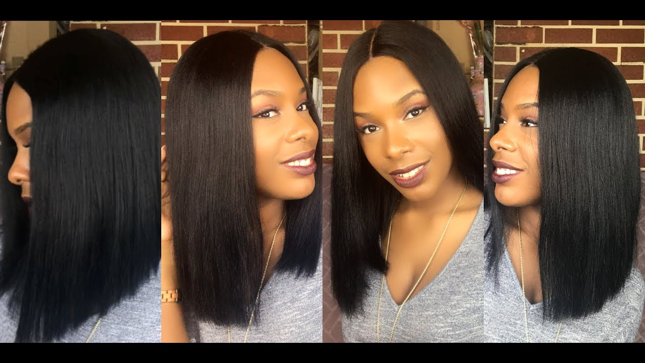 Bobbi Boss Synthetic Bob Wig