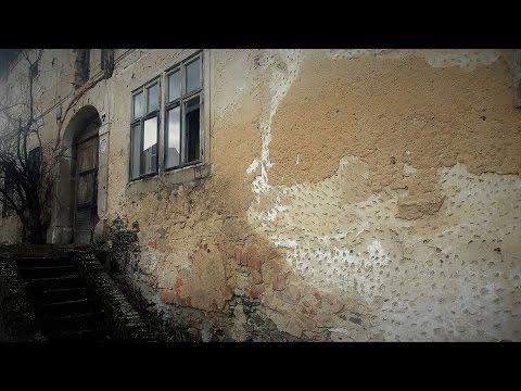 Exploration of old cellar - Průzkum starého sklepení