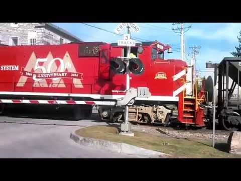 Vermont Railway 311  in Burlington VT