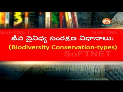 GROUP-II PAPER-1 GENERAL SCIENCE Biodiversity conservation - types - 2