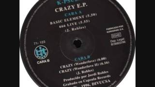 K-Psula - Crazy EP - Crazy (Wonderlove)
