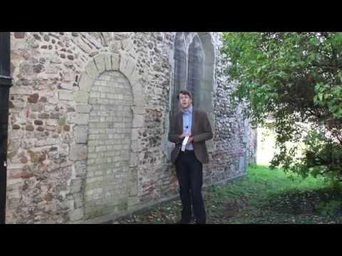 Pevsner Architectural Guide to Cambridgeshire - St Peter's Church, Cambridge