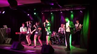SUGAR OFFICE presents Soulful Ray Charles/Supremes 60`s tribute show with live band (new cut)