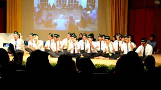 Masjid Al-Istighfar Graduation 2011, Youth Alive Performance