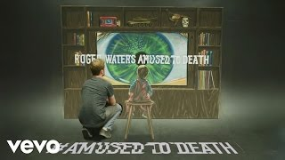 Roger Waters - Amused to Death (3D Chalk Art)