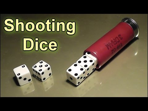 Download Youtube: Shooting DICE out of a Shotgun (5000fps slo-mo)