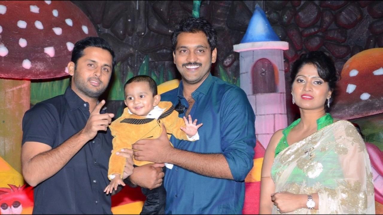 Telugu actor ajay son first birthday celebrations and tollywood telugu actor ajay son first birthday celebrations and tollywood celebrities thecheapjerseys Choice Image