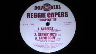 Reggie Capers - Servin´ MC´s (Brother Black Prod. 1997)