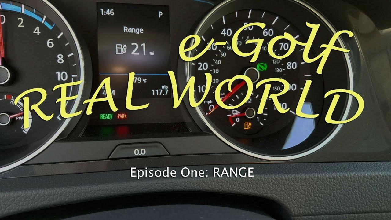 Egolf Real World Range Youtube
