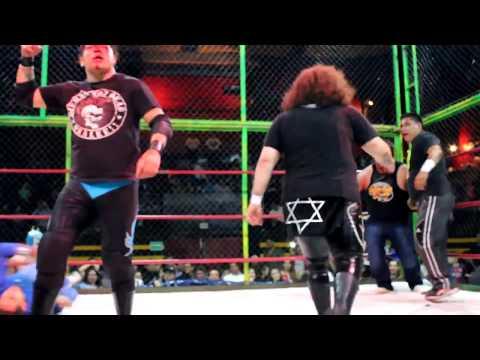 Gym Fill vs Gym Zeus vs Lucha Libre Boom
