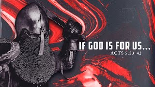 If God is For Us - Jim Larson