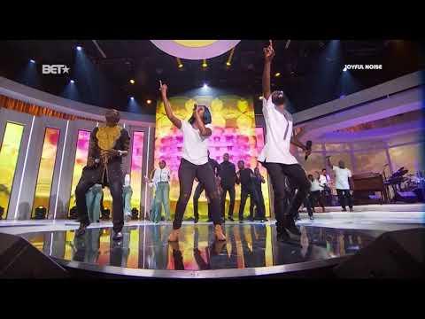 African Gospel Medley - Tye Tribbett - Joyful Noise BET