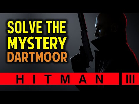Question Suspects & Search Locations of Interest | Dartmoor: Means, Motive & Opportunity | Hitman 3