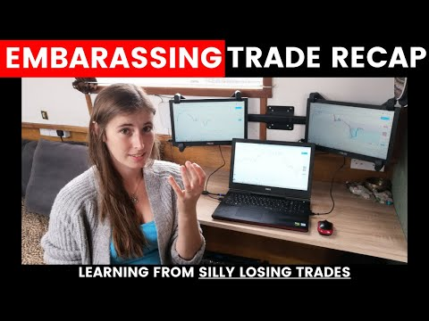 Embarrassing Trade Recap | Lessons From a Loser FOREX TRADING