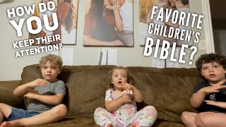 5 Tips for Helping Your Kids to Come to Know and Love God