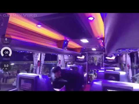 'เวียงพิงค์บัส' รถทัวร์ซูเปอร์ VIP หรูหราราวเฟิร์สคลาส  กรุงเทพ-เชียงราย