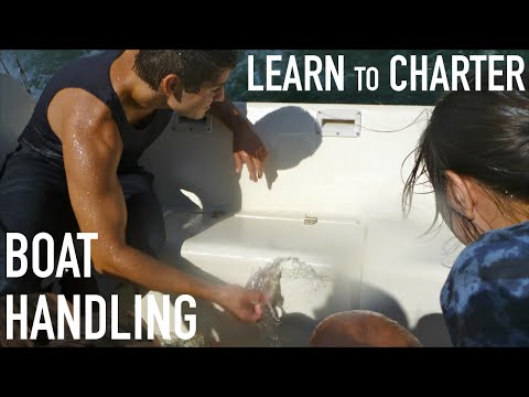 Learn to Bareboat Charter: Boat Handling and Mooring