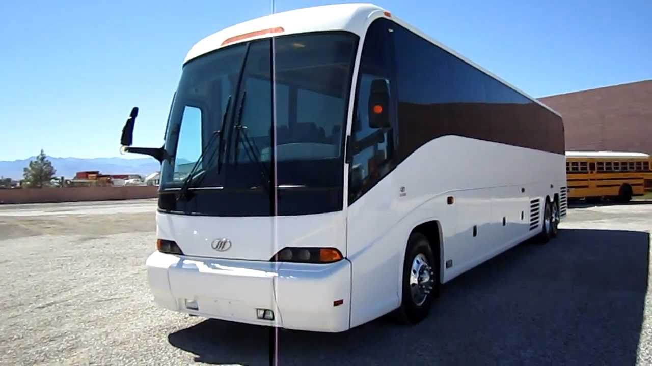 2007 MCI J4500 Coach Bus Sales