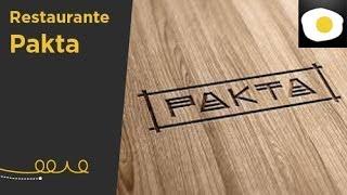 Restaurante Pakta (Reportaje) | Nuestras sugerencias