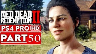 RED DEAD REDEMPTION 2 Gameplay Walkthrough Part 50 [1080p HD PS4 PRO] - No Commentary