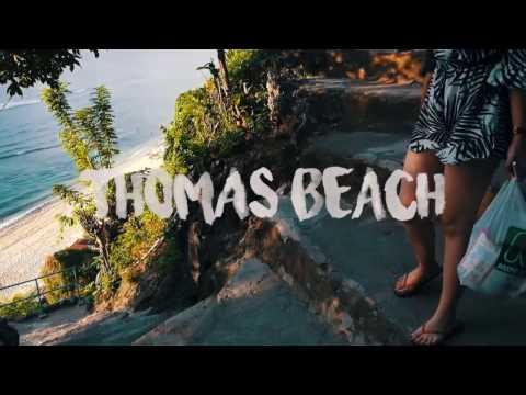 Thomas Beach, Bali