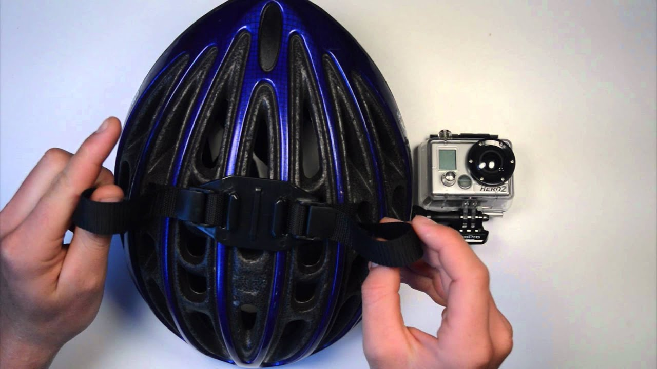 bike helmet mount gopro mounting tips & tricks - youtube