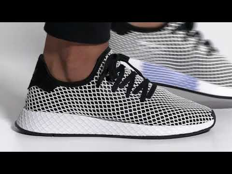 598f537d59c44b Zapatilla Deerupt Runner Negro - YouTube