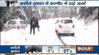 Uttarakhand, Himachal and Srinagar Covered with Snow, Tourist Loving it