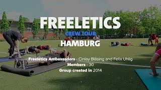 Freeletics Crew Tour 2017 | Hamburg, Germany