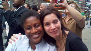 USHAA Bravo Top 25 Nasdaq NYC Street Commentary #3 - uncut 2010-0813 Thumbnail
