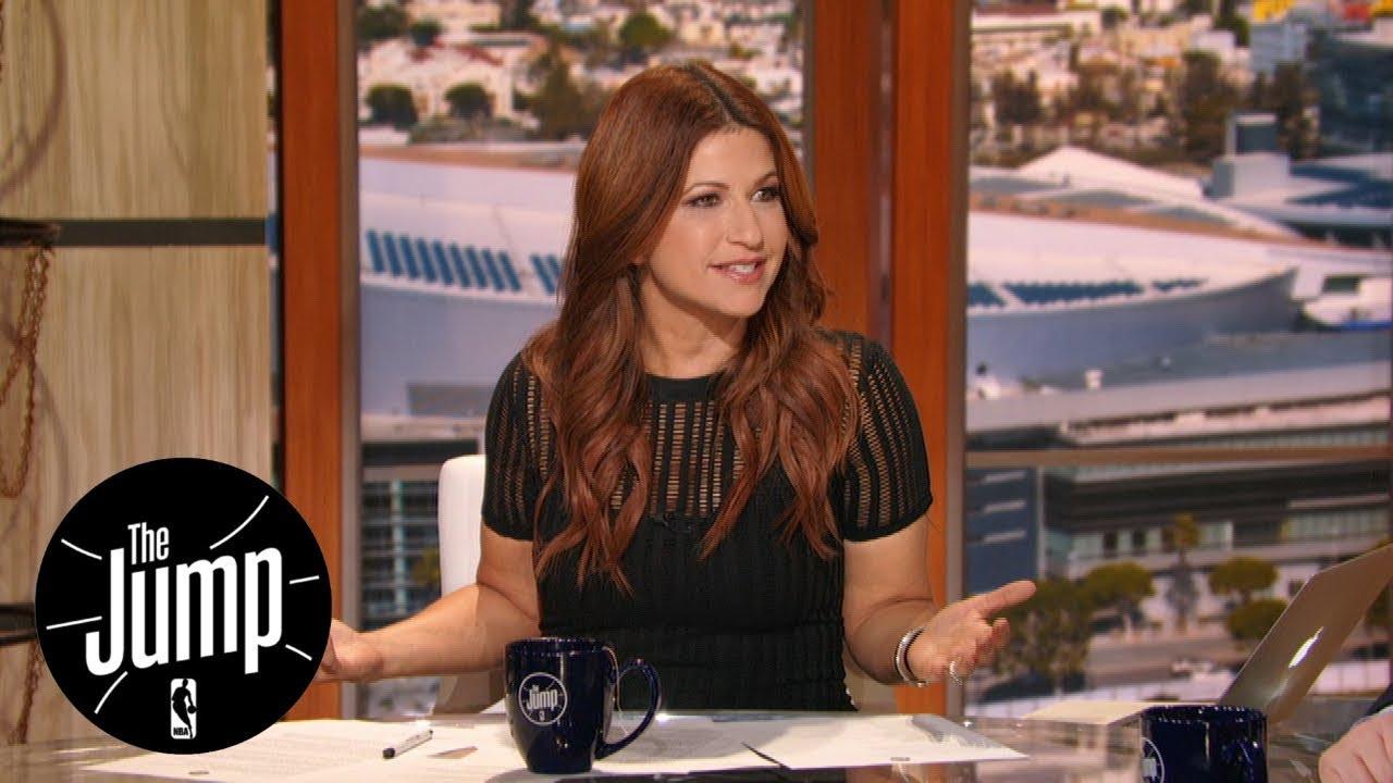 Rachel Nichols sounds off on Suns' handling of Eric Bledsoe   The Jump   ESPN