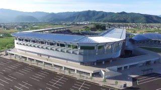長野南運動公園 サッカースタジアム