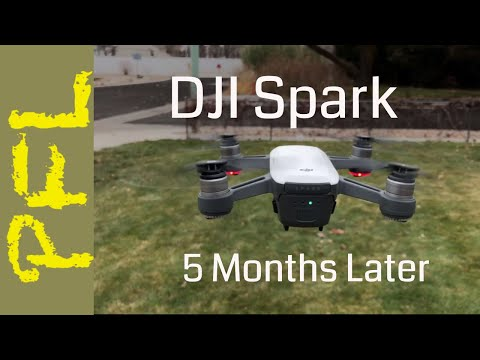 DJI Spark: My First Drone, 5 Months Later