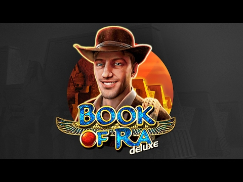 Book of Ra deluxe - Free games BIG WIN!