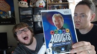 Telly Addicts (Nintendo Wii) - Bashing Buttons in Time