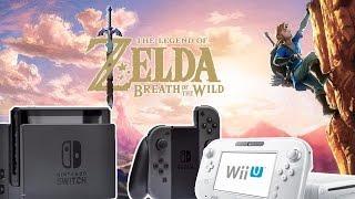Wii U ou Switch ?