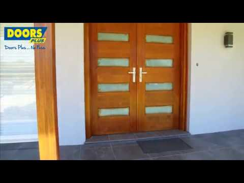 Entry Door Showcase