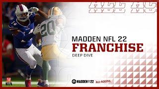 Madden 22 | Franchise | All Access Deep Dive