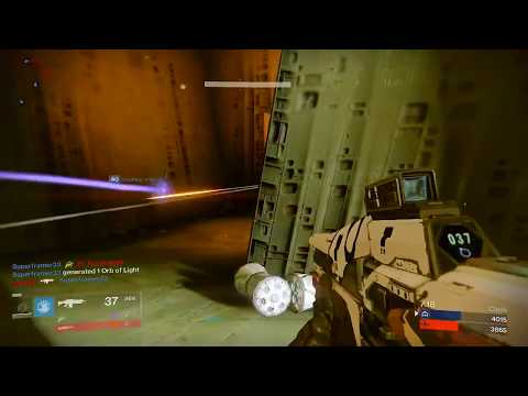 REM4P - Destiny 1 KB & Mouse Quick Gameplay (PS4 Pro) - YouTube