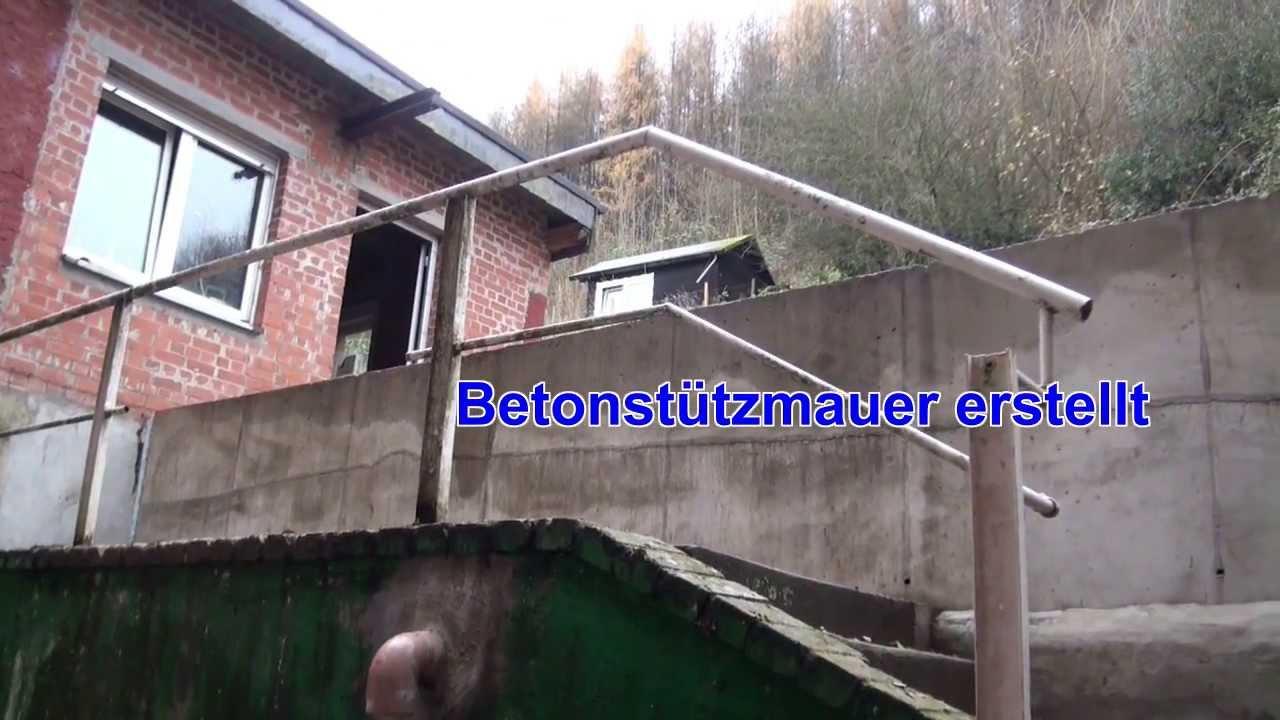 terrassen neubau feuchte wand abdichten firma k timreck hagen dortmund youtube. Black Bedroom Furniture Sets. Home Design Ideas