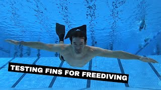 Reviewing and buying new fins for freediving - Freediving gear review
