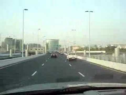 Floating Bridge - Dubai