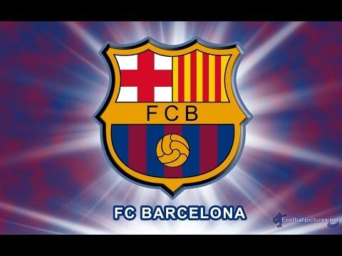 FC Barcelona 2014/15 New Team All Skills of Player HD