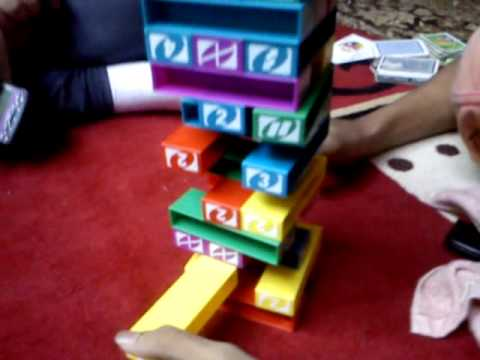 elciretion - played uno stacko