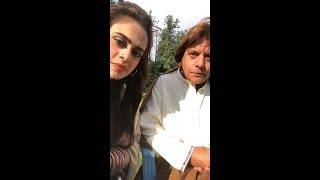 vuclip Sobia Khan and Jahangir Khan Facebook Live Video New